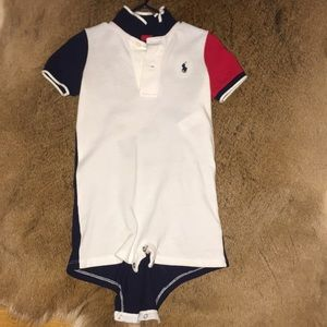 Polo by Ralph Lauren one piece